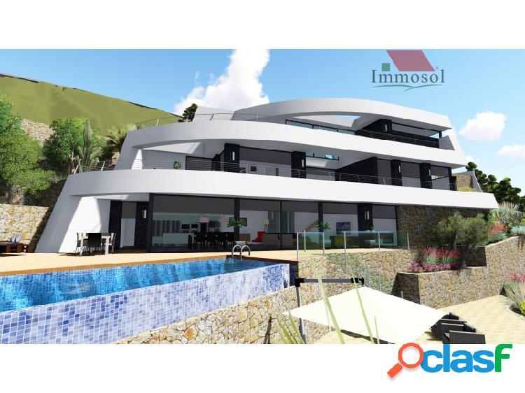 Villa de Lujo de estilo Moderno a la venta