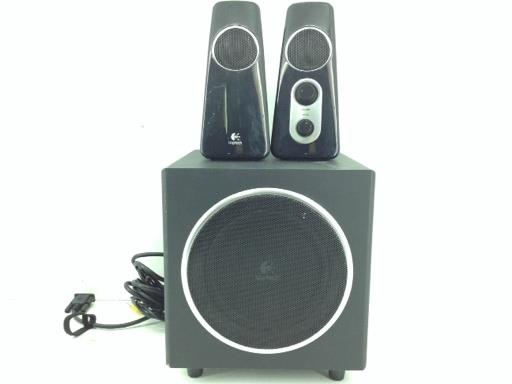 Altavoces Pc Logitech Speaker System