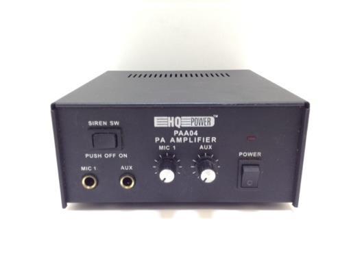 Amplificador Hifi Hq Power Paa04