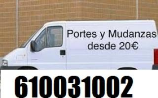 PORTES Y MUDANZAS ANTICRISIS