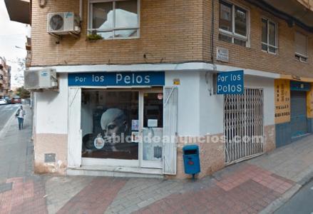 Se alquila local para peluquería san blas (san juan