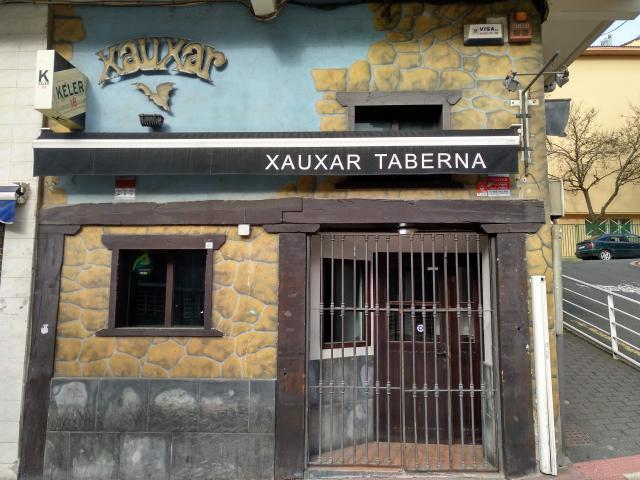 Se vende bar xauxar taberna