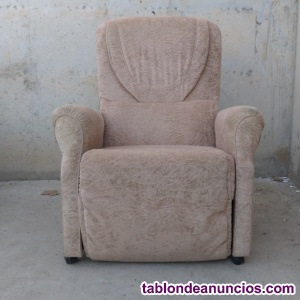 Sillones reclinables (2 uds)
