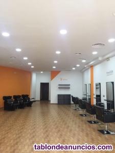 Traspaso peluqueria y estética low cost
