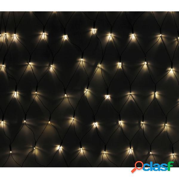 320 LED Luz De Navidad De Red De 3 x 1 M