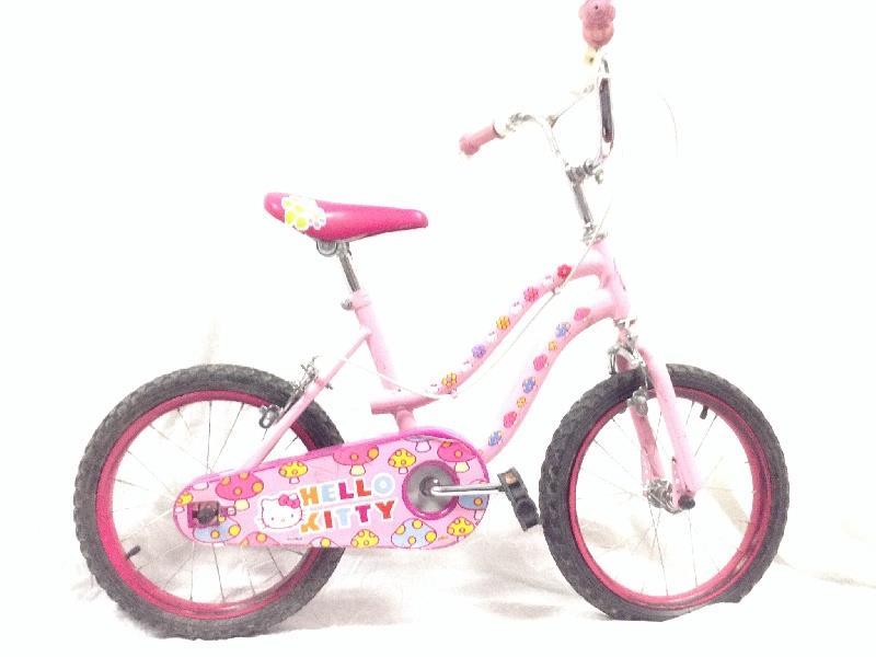 Bicicleta Niño Hello Kitty