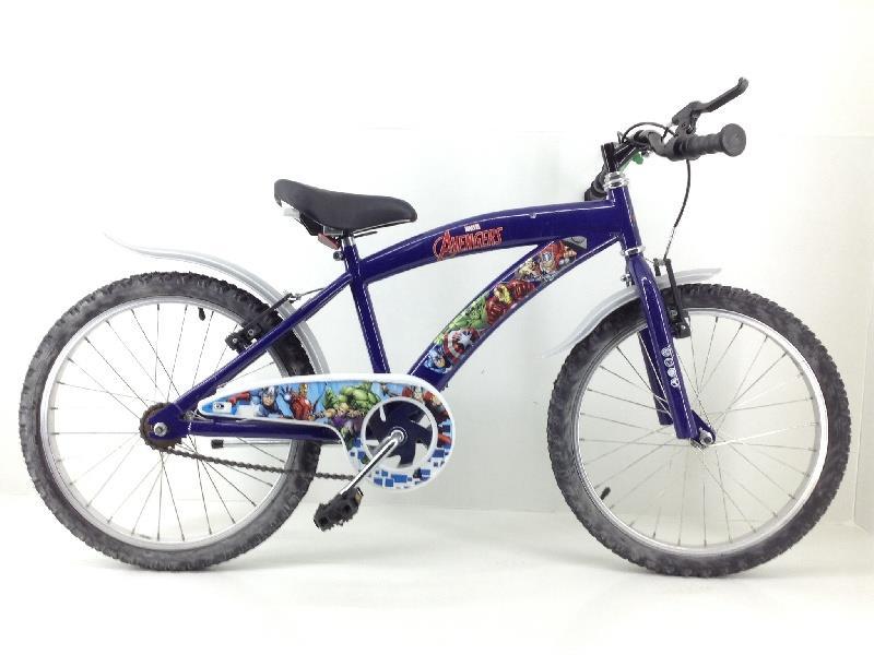 Bicicleta Niño Marvel Los Vengadores