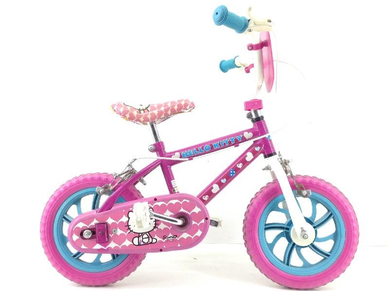 Bicicleta Niño Sanrio Hello Kitty