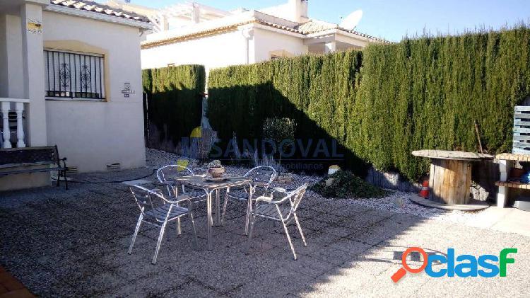 Chalet adosado en Castalla internacional Alicante