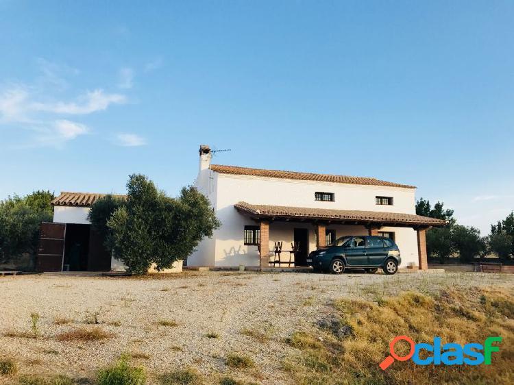 En venta casa de campo en Arcos de la Frontera