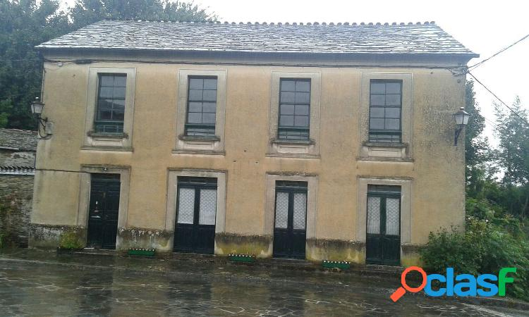 En venta casa de piedra en Castro de Rei