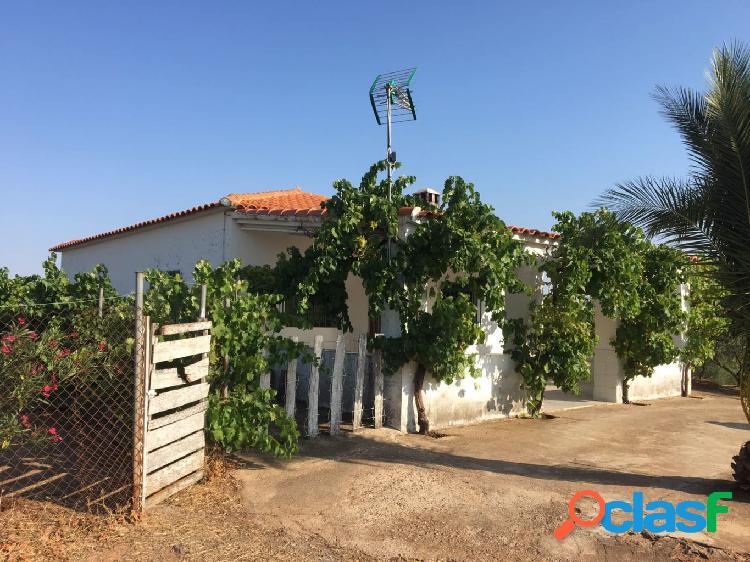 Finca rústica en venta en Villagarcía de la Torre