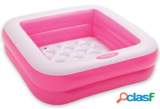 Intex Piscina Hinchable Cuadrada 85x85x23 Cm Intex