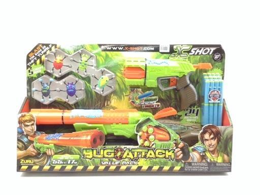 Juegos Y Juguetes Zuru Bug Attack