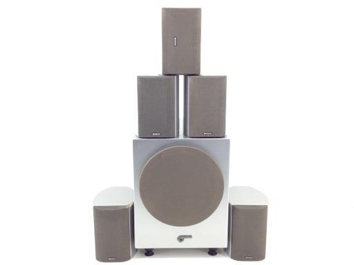 Kit Altavoces Y Subwoofer Audio Pro