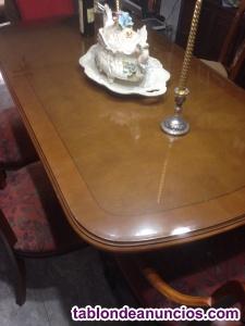 Mesa de. Comedor y 6 sillas