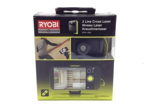 Nivel Laser Ryobi Rpw De Mano