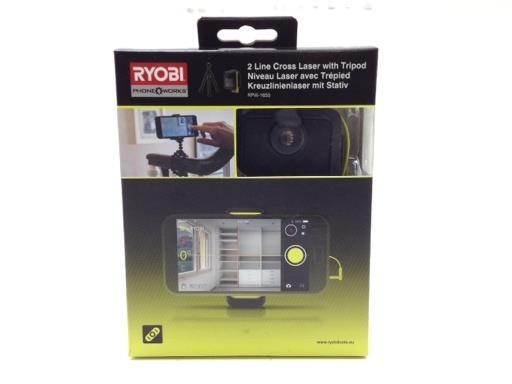 Nivel Laser Ryobi Rpw Maletin