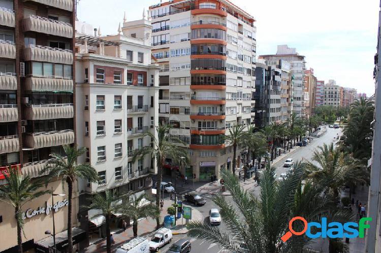 Piso en alquiler en Avenida Alfonso X el Sabio Alicante