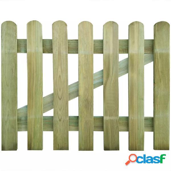 Puerta de madera, 100 x 80 cm