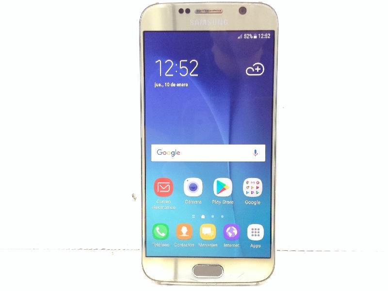 Samsung Galaxy S6 32Gb G920f Usado