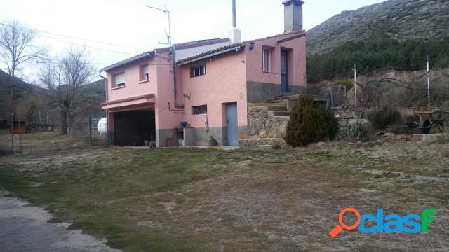 Se vende finca cerca de la Sierra de Gredos