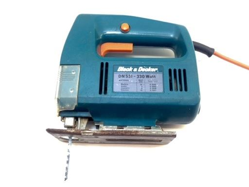 Sierra Calar Black And Decker Dn531