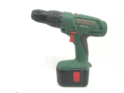 Taladro A Bateria Bosch Psb 24 Ve