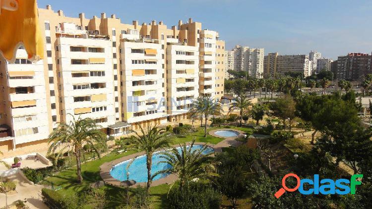 Venta Piso Garaje y trastero en Playa San Juan Alicante.