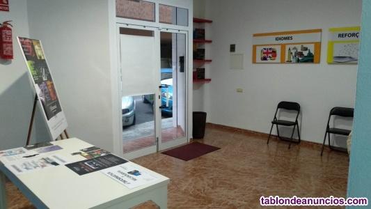 Aula/despacho profesores particulares/profesionales