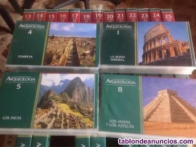 Documentales grandes descubrimientos de la arqueologia