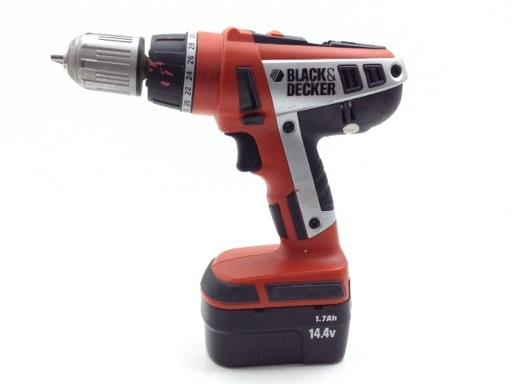 Taladro A Bateria Black And Decker