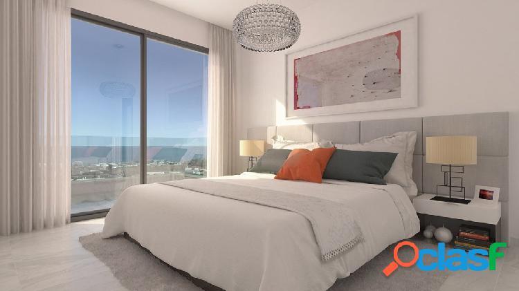 Apartamentos modernos en venta en Marbella.