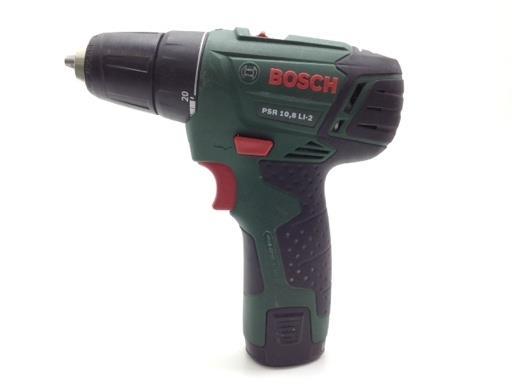 Atornillador A Bateria Bosch Verde Psr