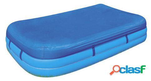 Bestway Cobertor para piscina rectangular inflable