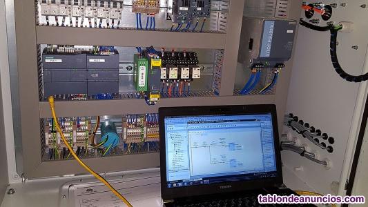 Electromecánico programador de robótica industrial