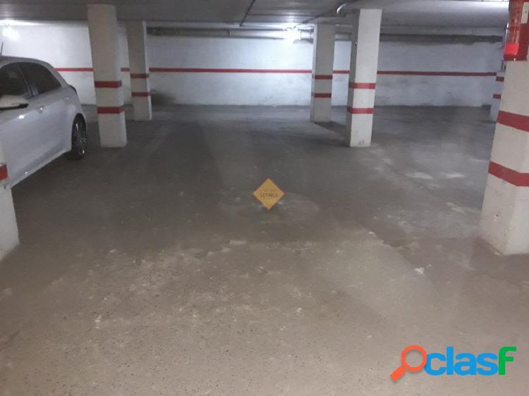 Excelente plaza de garaje doble