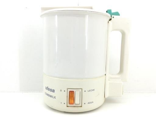 Hervidor Agua Ufesa Combimilk