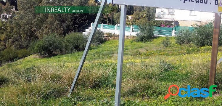 InRealty inmobiliaria en Fuengirola y Mijas vende parcela en