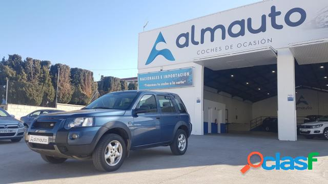 LAND ROVER Freelander diesel en Almansa (Albacete)
