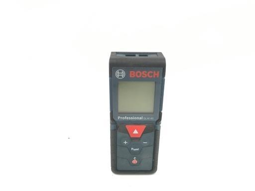 Medidor Laser Bosch Azul Glm 40