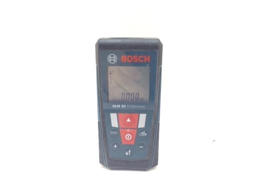 Medidor Laser Bosch Azul Glm50
