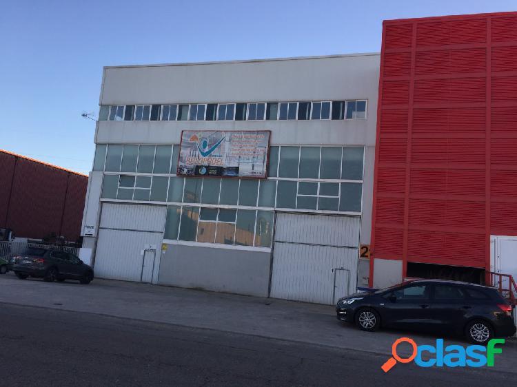 Nave industrial en venta en Marchamalo, Polígono Industrial