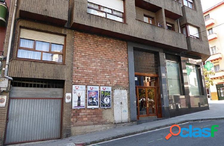 Parcela De Garaje Abierta En Bilbao Zona Plaza De Toros
