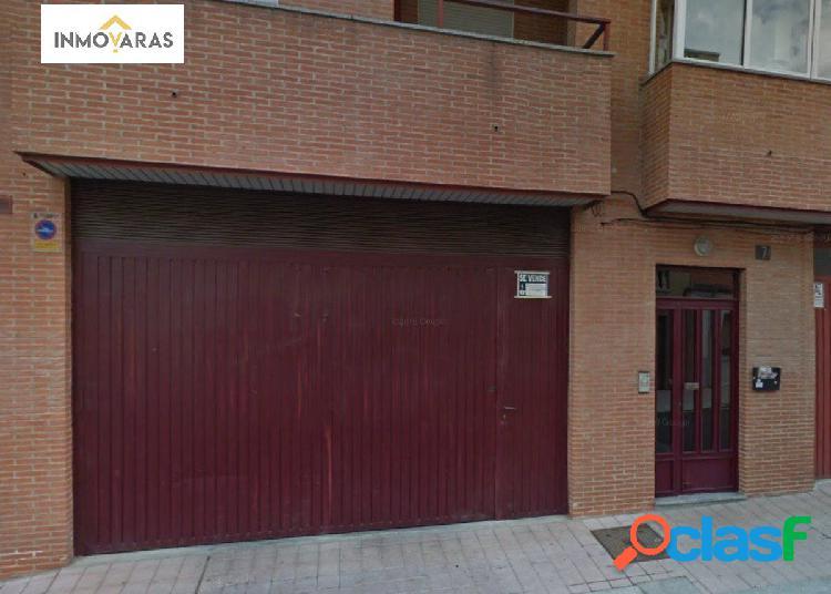 Se vende plaza de garaje doble en la zona del Teso de la