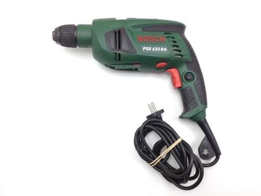 Taladro Electrico Bosch Verde Psb 650 Ra