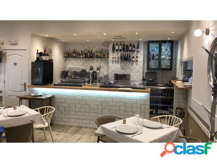 Traspaso Bar Restaurante a estrenar en zona Arturo Soria