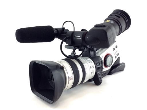 Videocamara Profesional Canon 3Ccd