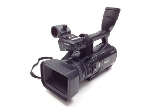 Videocamara Profesional Sony Hvr Usado