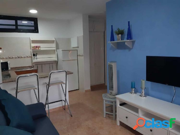 Acogedor apartamento de un dormitorio en alquiler en Puerto